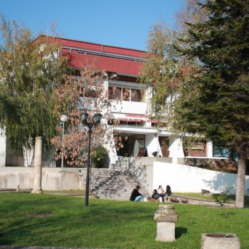 Stip, Faculty of Law