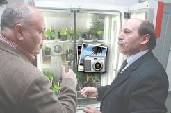 Посета на министер за земјоделие